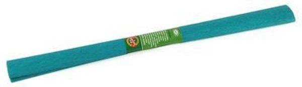 Цв бумага крепиров 50х200см «Сине-зелёная»