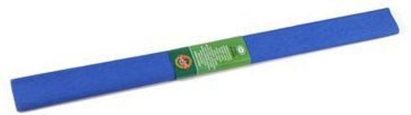 Цв бумага крепиров 50х200см «Синяя»