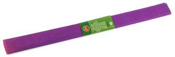 Цв бумага крепиров 50х200см «Фиолетовый»