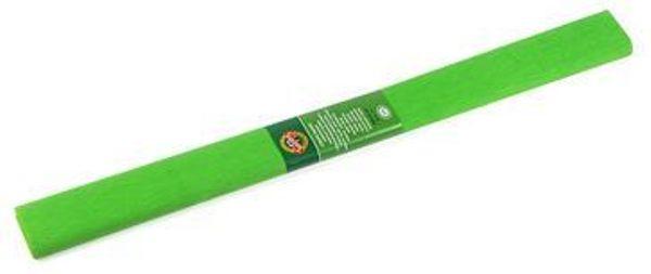 Цв бумага крепиров 50х200см «Св.-зелёная»