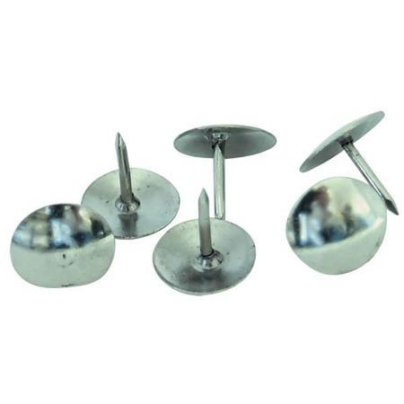Кнопки гвоздики никелиров (100шт) Sponsor