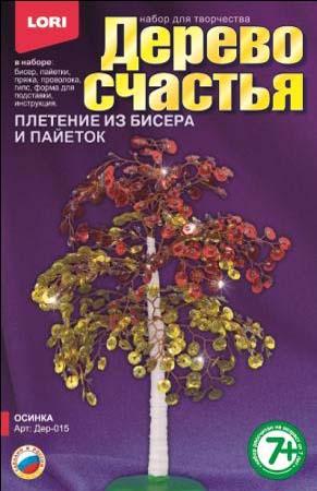 Дерево счастья «Осинка»