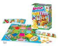 Игра экономическая «Лесная ярмарка» для малышей