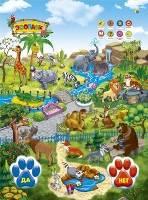 Звуковой плакат.Зоопарк