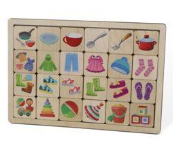 Игра деревянная Обобщение