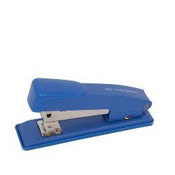 Степлер №24/6 15л ОФИС металл синий