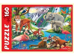 Пазлы 160эл «Животный мир №4»