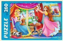 Пазлы 260эл «Принцессы №4»