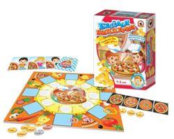 Игра экономическая «Веселая пиццерия» для малышей