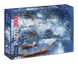 Пазлы 2000эл Premium Watercolor