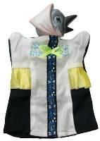 Кукла-перчатка СОРОКА-БЕЛОБОКА