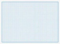 Бумага масштабно-координ А1 851*544мм