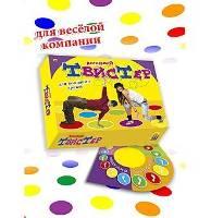 Игра «ТВИСТЕР Весёлый»