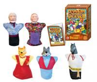 Кукольный театр «Битый небитого» 5 персонажей