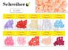 Декоративные цветы для украшения подарков 10х14см!
